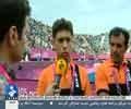 مصاحبه با مربیان تیم فوتبال ۷ نفره پس از شکست برزیل