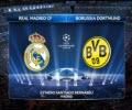 رئال مادرید۲-۲ دورتموند (خلاصه بازی)