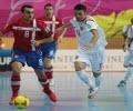 صربستان ۲-۲ جمهوری چک