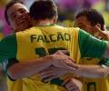 برزیل۳-۲آرژانتین