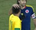 برزیل۱-۱کلمبیا (بازی دوستانه)