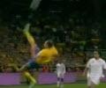 سوئد۴-۲انگلیس (بازی دوستانه)