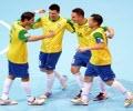 برزیل۳-۱کلمبیا