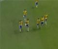 آرژانتین ۲-۱ برزیل (۳-۴ پنالتی)