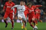 رئال مادرید۴-۱سویا