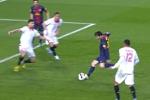 بارسلونا۲-۱سویا