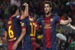 بارسلونا ۲-۱ رئال وایادولید