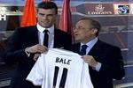 معارفه گرت بیل بازیکن جدید رئال مادرید