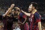 بارسلونا ۳-۲ سویا