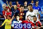 اتفاقات فوتبالی سال ۲۰۱۳ در یک نگاه
