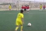 مهدی حیدری؛ پدیده کوچک فوتبال ایران