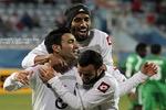 الکویت ۲-۰ الجیش (گلزنی نکونام)