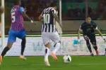 کاتانیا ۰-۱ یوونتوس (گل بازی)