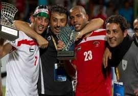 فلسطین ۱-۰ فیلیپین (فینال چلنج کاپ آسیا ۲۰۱۴)
