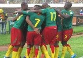 کامرون ۱-۰ مولداوی