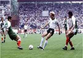 الجزایر ۲-۱ آلمان (۱۹۸۲ اسپانیا)