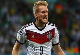 آلمان ۲-۱ الجزایر