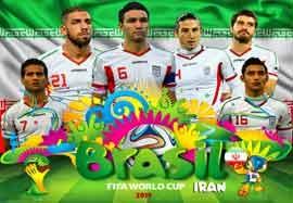 نگاهی به عملکرد ایران در جام جهانی ۲۰۱۴