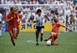 آرژانتین – بلژیک (مرحله گروهی ۱۹۸۲)