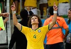 برزیل ۲-۱ کلمبیا