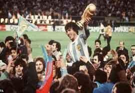 آرژانتین – هلند (فینال ۱۹۷۸)