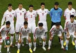 فینال جام جهانی ۲۰۱۴ بین تیم های کره شمالی و پرتغال