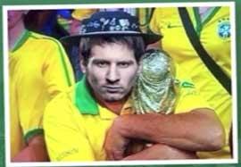 تصاویر به یاد ماندنی از جام جهانی ۲۰۱۴ برزیل