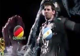 آلمان وارد می شود . . .