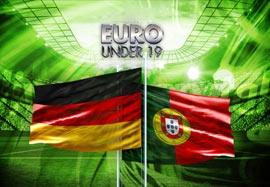 آلمان ۱-۰ پرتغال (فینال زیر ۱۹ ساله های اروپا)