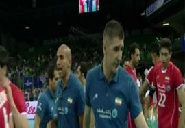 گزارشی از آخرین وضعیت تیم ملی والیبال