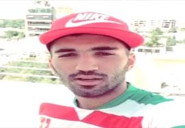 محسن مسلمان در چالش آب یخ