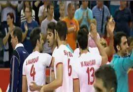 حواشی بازی والیبال ایران-ایتالیا