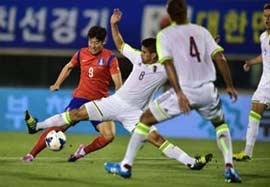 کره جنوبی ۳-۱ ونزوئلا