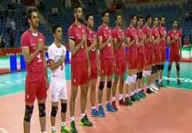 پیش درآمد بازی ایران-استرالیا ؛ قهرمانی جهان والیبال