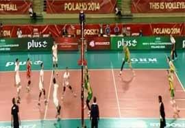 ایران ۳-۱ استرالیا