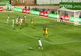 الجزایر ۱-۰ مالی (گل بازی)