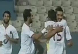 الکویت ۸-۱ الساحل (گلزنی قوچان نژاد)