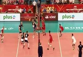 لهستان ۳-۲ ایران