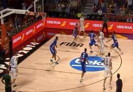 فرانسه ۹۵-۹۳ لیتوانی (HD)