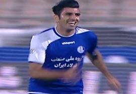 گل مومنی؛ پرسپولیس – استقلال خوزستان