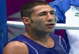 شکست محرابی مقابل نماینده قزاقستان