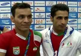 گزارشی از بازی کبدی ایران – پاکستان