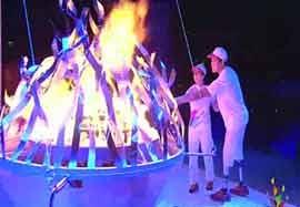 مراسم افتتاحیه بازیهای پاراآسیایی ۲۰۱۴