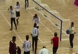گزارشی از بازی گلبال ایران – عراق