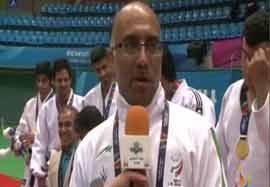 گزارشی از عملکرد تیم ملی جودو در مسابقات پاراآسیایی