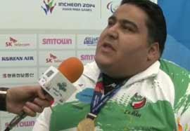 گزارشی از عملکرد تیم ملی وزنه برداری در مسابقات پاراآسیایی