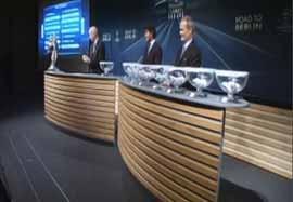 قرعه کشی مرحله حذفی لیگ قهرمانان اروپا ۲۰۱۵-۲۰۱۴