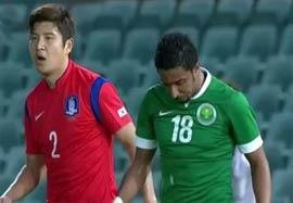 عربستان ۰-۲ کره جنوبی (خلاصه بازی)