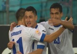 ازبکستان ۱-۰ کره شمالی