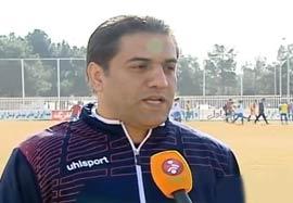 اردوی تیم ملی جوانان ایران